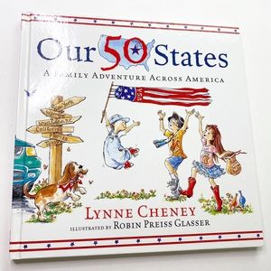Our 50 States Book Lynne Cheney America Road Trip